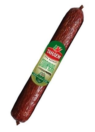 """Тандем"" с нов продукт на пазара - колбас ""Столиченъ"" Image 0"