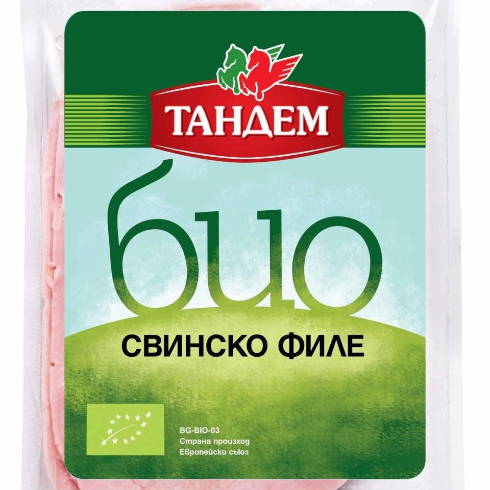 "Фирма ""Тандем"" получи сертификат за производство на Био продукти Image 0"