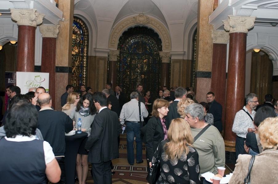 """Фирма """"Тандем"""" организира първата по рода си конференция под надслов """"Добрата храна е сила"""" Image 0"""