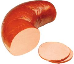 Телешки колбас в естествена обвивка image