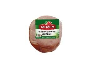 Жарена шунка, Жарено свинско филе и Печен свински джолан вече и в по-малки и удобни разфасовки Thumbnail Image