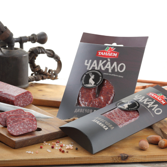 "Серия дивечови продукти ""Чакáло"" от Тандем! Thumbnail Image"