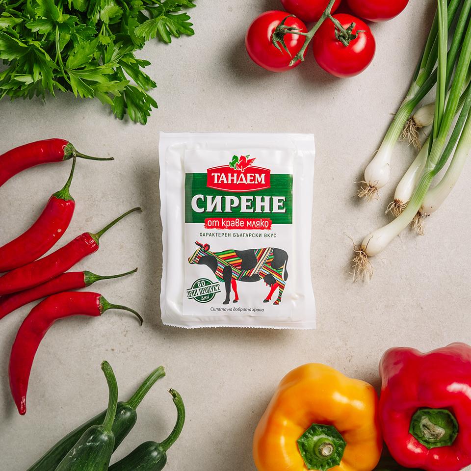 Тандем вече имаме и млечни продукти! Image 2