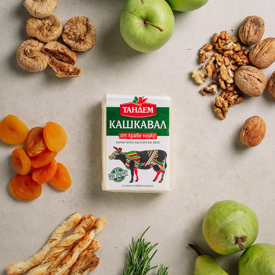 Тандем вече имаме и млечни продукти! Image 5