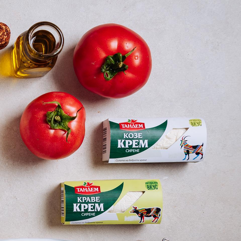 Тандем вече имаме и млечни продукти! Image 7