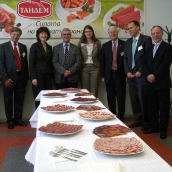 """Министърът на земеделието на немската провинция Долна Саксония посети """"Тандем"""" Thumbnail Image"""