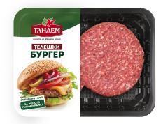Телешки  бургер image