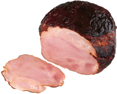 Печен свински бут без кост image
