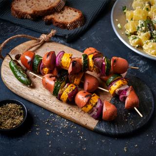 Шишчета с Биренки Тандем и зеленчуци  Thumbnail Image