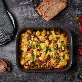 Печени картофи с домашна саздърма Тандем Thumbnail Image